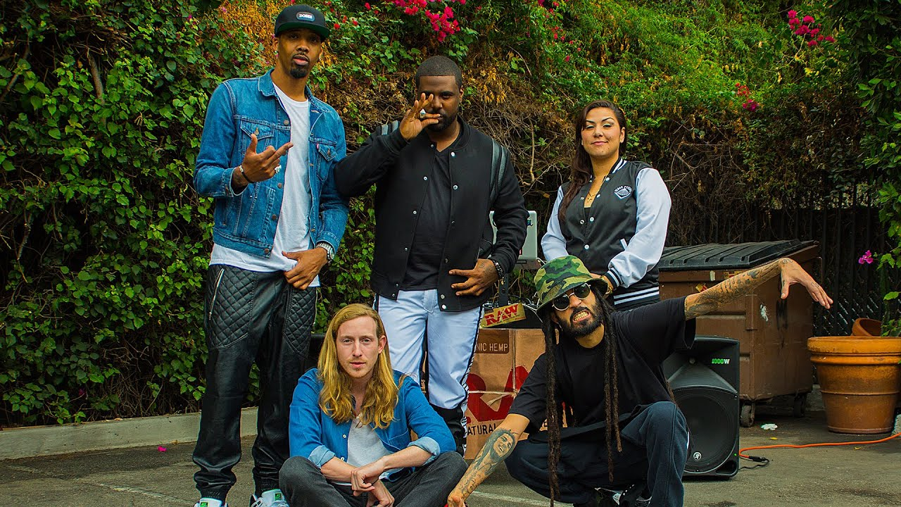 Asher Roth, King Chip, Chevy Woods, & $kinny – RAW Cypher (Video)