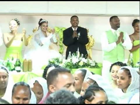 Eritrean Wedding - Wedding Eyerusalem & Ermias Aug 27-2005 Atlanta Part3.