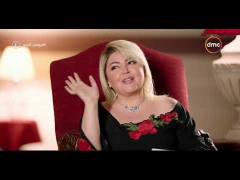 هذا ما قالته مها أحمد لزوجها عن قبلات السينما