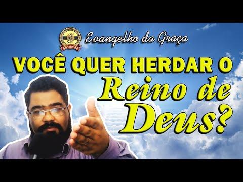 AS OBRAS E O REINO DE DEUS