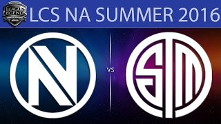 EnVy vs TSM, game 2