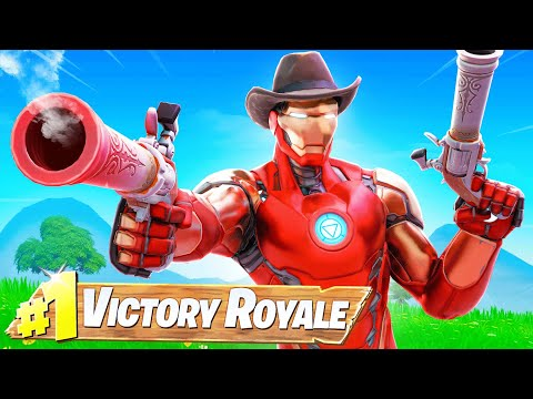 The WILD WEST Game Mode in Fortnite!