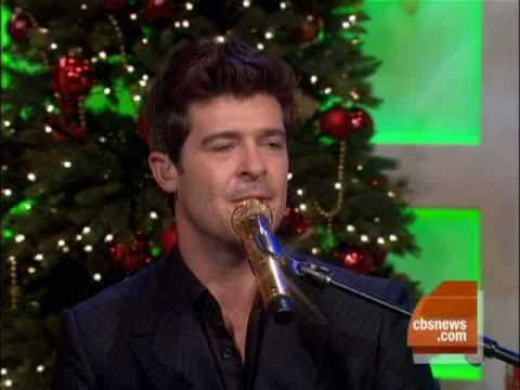 Robin Thicke's Sweetest Love Video - CBSNews.com.flv