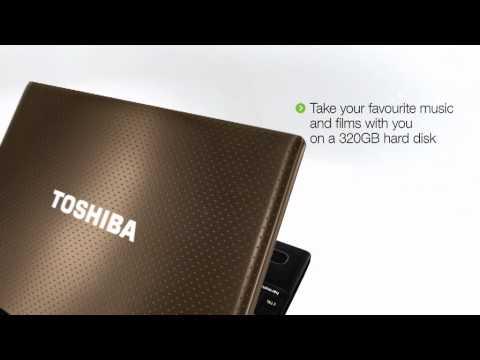 Toshiba NB520 Netbook