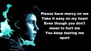 Mercy (Lyrics) - Shawn Mendes Video