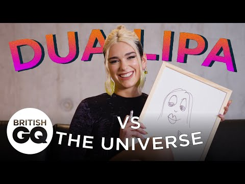 Dua Lipa answers the questions fans really want to know | British GQ