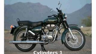 6. 2011 Royal Enfield Bullet G5 Classic  Top Speed Specs Dealers Specification superbike