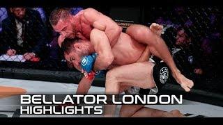 Bellator London Fight Highlights: Rafael Lovato Jr. Upsets Gegard Mousasi by MMA Weekly