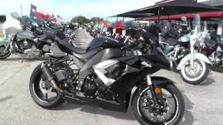 9. 024778 - 2009 Kawasaki Ninja ZX 10R - Used motorcycles for sale