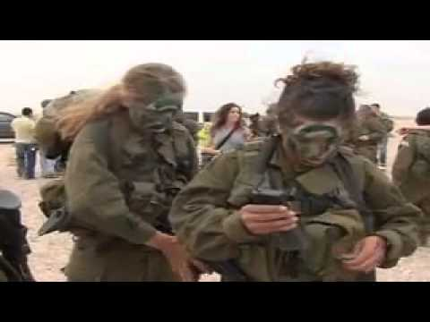 Watch 'IDF Female Combat Soldiers: Instilling Leadership and Leading to Equality in the Workplace (YouTube)‬‏'