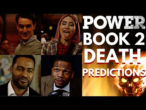 Power Ghost Book 2: Death Predictions | Power Book 2 Episode 6
