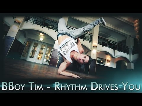 BBoy Tim Dancing Freak!
