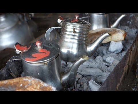 Marocká whisky - Marocký čaj s mátou či pelyňkem