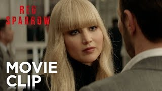 "Video Red Sparrow | ""Are We Going To Become Friends?"" Clip 