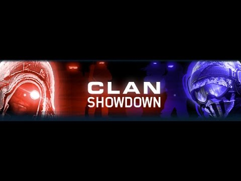 Ghost Recon Phantoms  Clanwar : ESL Winter Cups Series : Semifinal vs Cry on Tomsk.
