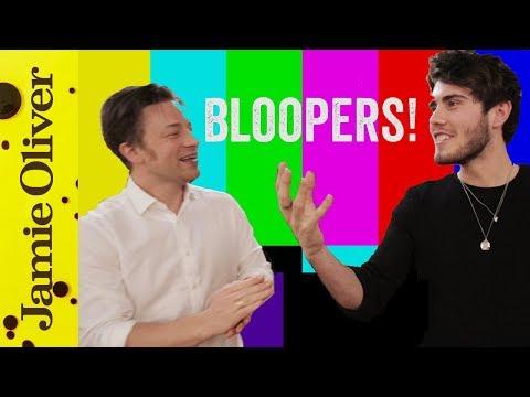 Alfie Deyes & Jamie Oliver Bloopers – Ooops!