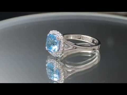 diamond engagement ring with design halo style