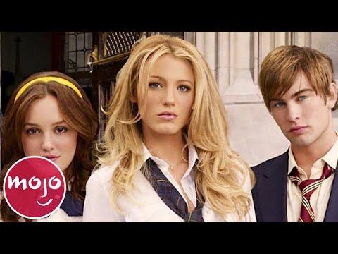 Top 10 Gossip Girl Love Triangles