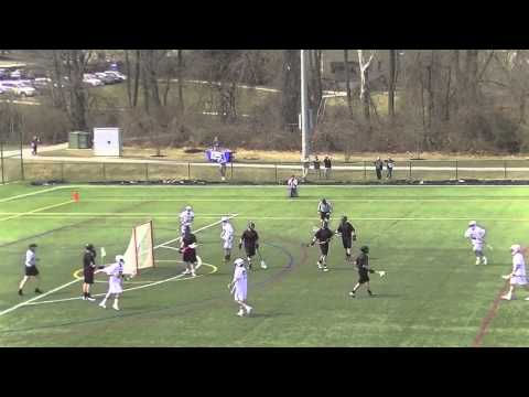 Goucher vs. Washington and Jefferson Highlights - 3/22/14
