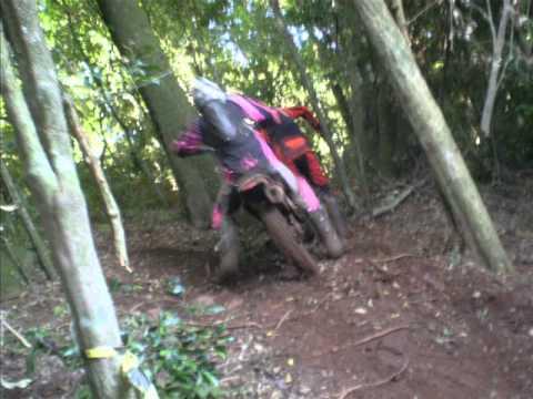 Moto Grupo Voando Baixo Trilha em Panambi