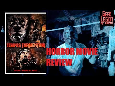 TEMPUS TORMENTUM ( 2018 Tyhr Trubiak ) Aka Temprmentum Horror Movie Review