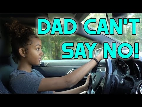 Dad Can't Say No For A Day- Kids In Charge For 24 Hours | Lexivee03