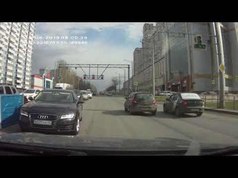 ДТП в Самаре на Московском шоссе