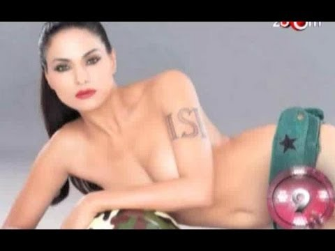 Veena Malik apparently agreed to pose nude for a million dollars