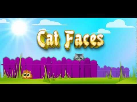 Video of Cat Faces