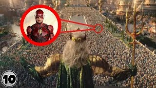Aquaman Final Trailer Easter Eggs You Might Have Missed
