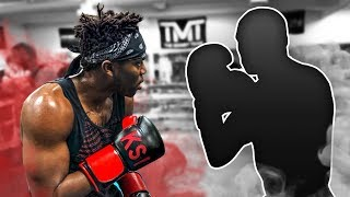 Video SPARRING AND TRAINING WITH FLOYD MAYWEATHER MP3, 3GP, MP4, WEBM, AVI, FLV Juni 2018