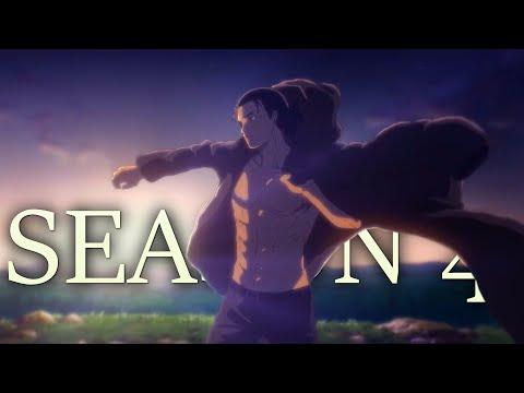 Attack on Titan Season 4 Trailer Subbed (HD)
