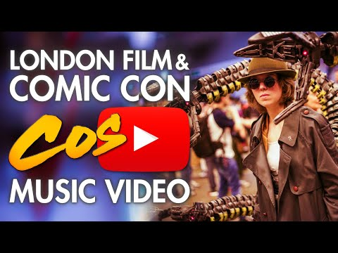 cosplay - London Film and Comic Con! One of our favourite conventions in the UK took place in Earls Court. With record crowds, amazing costumes and some hero's of ours we filmed with as many as we could...
