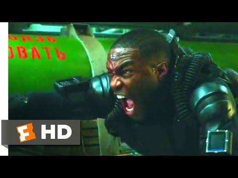 Aquaman (2018) - Black Manta Submarine Fight Scene (1/10) | Movieclips
