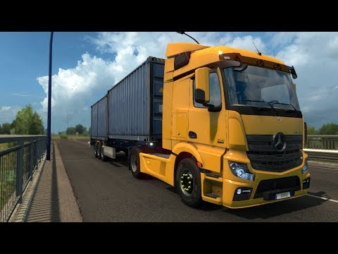 Mercedes Actros MP4 v1.0