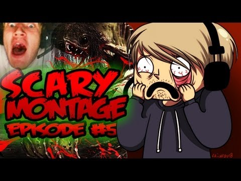 [Funny] SCARY MOMENTS IN VIDEO GAMES – (episode 5)