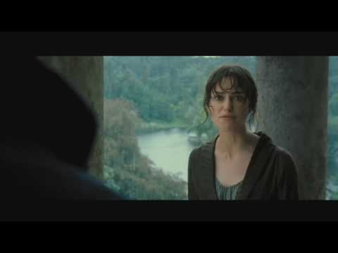 Pride and Prejudice (2005) - The Rain scene