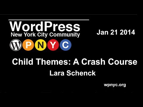 WordPress Child Themes: A Crash Course