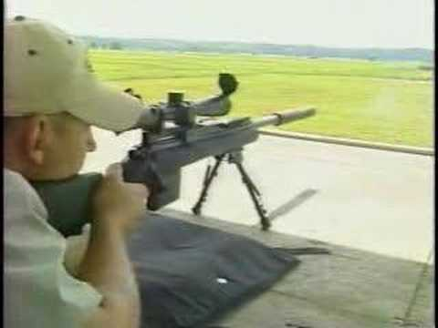 M24 - Remington's new M24-A2 Sniper Rifle.