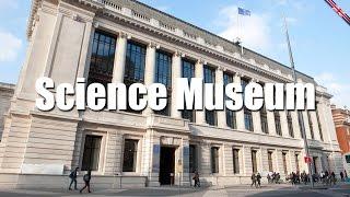 #28 Vlog Do Angelo Persona - Museu De Ciências De Londres, UK (Science Museum)
