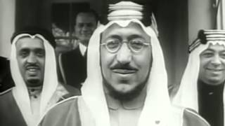 Film explains the change of leadership and political progression made within the Saudi Arabian leadership from its early development to now.