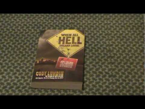 "Cody Lundin ""When All Hell Breaks Loose"" Survival  Book Review"