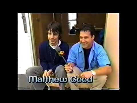 Matthew Good Band at Edgefest 1998 (Interview + Performance Clips) (видео)