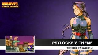 Random J  - Marvel Super Heroes - Psylocke's theme (Random J's...