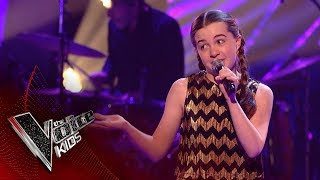 Video Ella Performs 'Don't Rain On My Parade': Blinds 3 | The Voice Kids UK 2018 MP3, 3GP, MP4, WEBM, AVI, FLV Juli 2018