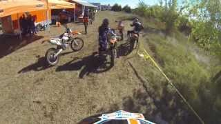 6. 2014 KTM 450 XC-W Test Ride