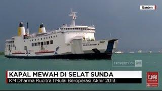 Video Kapal Mewah di Selat Sunda, KM Dharma Rucitra MP3, 3GP, MP4, WEBM, AVI, FLV Juni 2018