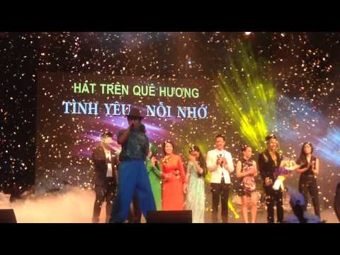 Liên khúc Remix - Trường Giang hát trong liveshow Quang Lê