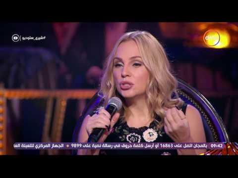 """شيرين رضا: ضرب أحمد الفيشاوي لي في """"خارج الخدمة"""" حقيقي"""