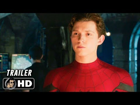 Spider-man: Far From Home Trailer (2019) Marvel